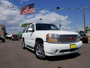 GMC Yukon Denali For Sale In Denver | Cars.com