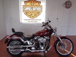 Harley-Davidson FSXTDI Softail in Rushville, IN