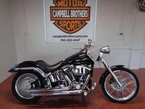 Harley-Davidson FXSTD Softail in Rushville, IN