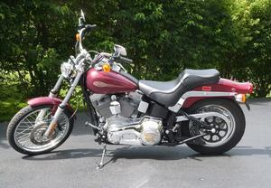 Harley Davidson Fxsti Softail