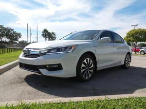 Honda Accord Hybrid Base For Sale In Orlando | Cars.com