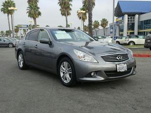 INFINITI G25 For Sale In Costa Mesa | Cars.com