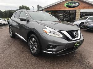 Nissan Murano SV For Sale In Accident | Cars.com