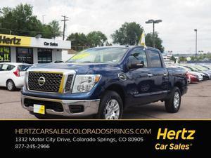 Nissan Titan S For Sale In Colorado Springs | Cars.com