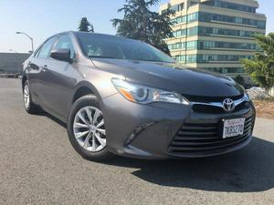 Toyota Camry LE For Sale In Daly City | Cars.com