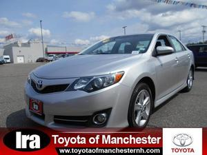 Toyota Camry SE For Sale In Manchester | Cars.com