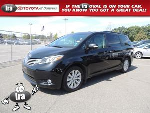 Toyota Sienna Limited For Sale In Danvers | Cars.com