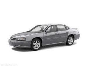 Chevrolet Impala Base For Sale In Fremont | Cars.com