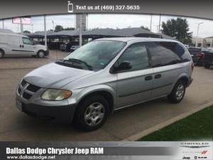 Dodge Caravan SE For Sale In Dallas | Cars.com