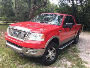 Ford F-150 Lariat SuperCrew For Sale In Tavares |