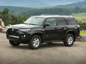 Toyota 4Runner SR5 For Sale In Delaware   Cars.com