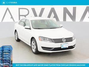 Volkswagen Passat SE For Sale In Nashville | Cars.com