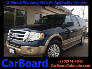 Ford Expedition EL King Ranch For Sale In Lakewood |