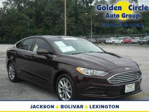 Ford Fusion SE For Sale In Jackson | Cars.com