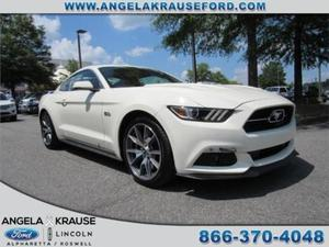 Ford Mustang GT 50 YEARS LIMITED EDITION For Sale In