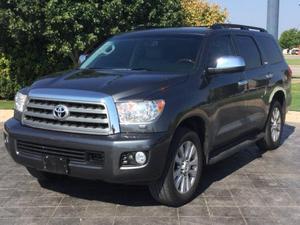 Toyota Sequoia Platinum For Sale In Abilene | Cars.com
