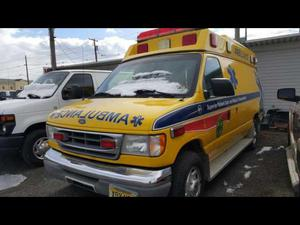Ford E-Series Van Ambulance in South River, NJ