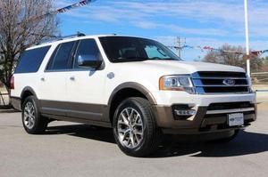 Ford Expedition EL King Ranch For Sale In Oklahoma City