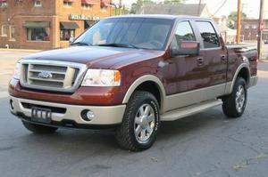 Ford F-150 King Ranch SuperCrew For Sale In Woodbridge