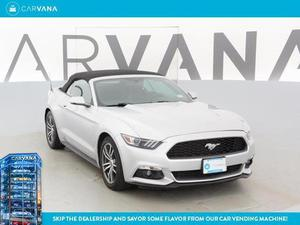 Ford Mustang EcoBoost Premium For Sale In Dallas |