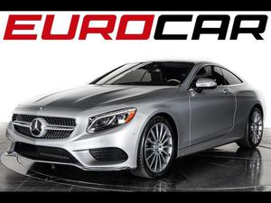 Mercedes-Benz S-Class SMATIC Coupe in Costa Mesa,