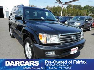Toyota Land Cruiser V8 For Sale In Fairfax   Cars.com