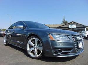 Audi S8 4.0T quattro For Sale In San Jose | Cars.com