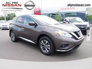 Nissan Murano SL For Sale In Dearborn | Cars.com