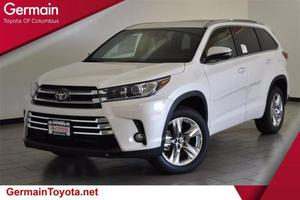 Toyota Highlander Limited For Sale In Columbus  