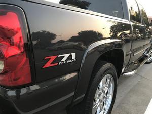 Chevrolet Silverado  Z71 Crew Cab For Sale In
