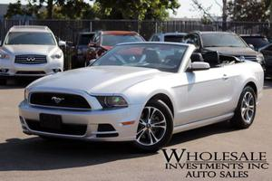 Ford Mustang V6 Premium For Sale In Van Nuys | Cars.com