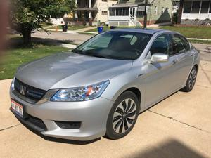 Honda Accord Hybrid Touring For Sale In Cleveland |