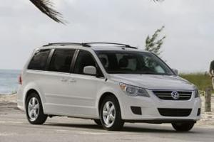 Volkswagen Routan SEL For Sale In Naperville | Cars.com