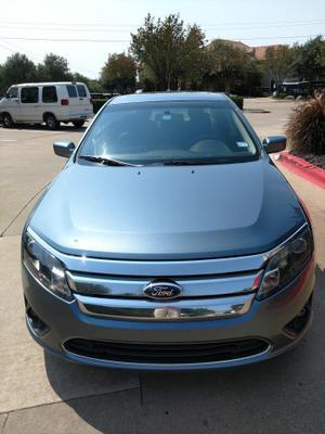 Ford Fusion SE For Sale In Dallas | Cars.com