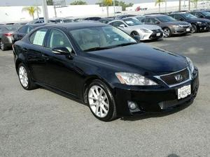 Lexus IS 250 For Sale In Costa Mesa   Cars.com