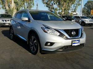 Nissan Murano Platinum For Sale In Escondido | Cars.com