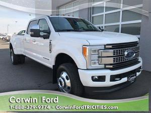 Ford F-350 Platinum For Sale In Pasco   Cars.com