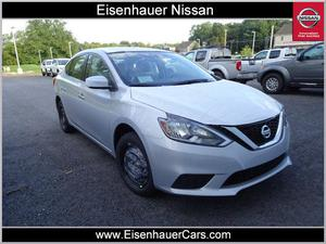 Nissan Sentra SV For Sale In Wernersville | Cars.com