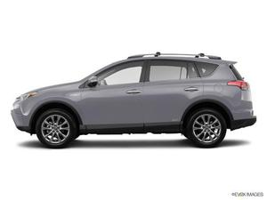 Toyota RAV4 Hybrid Limited For Sale In San Antonio |
