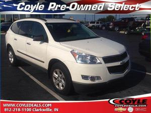 Chevrolet Traverse LS For Sale In Clarksville |