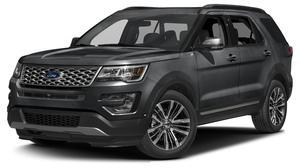 Ford Explorer Platinum For Sale In Ontario   Cars.com