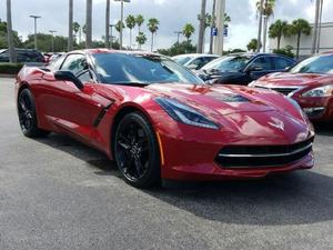 Chevrolet Corvette Stingray Z51 2LT For Sale In Daytona