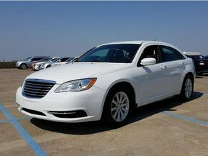 Chrysler 200 Touring For Sale In Dallas | Cars.com