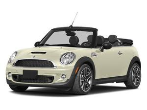 MINI Convertible Cooper S For Sale In Dallas   Cars.com