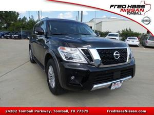 Nissan Armada SV For Sale In Tomball | Cars.com