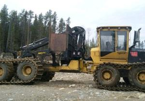 Tiger Forwarder B