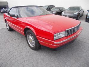 Cadillac Allante For Sale In Sherman Oaks | Cars.com