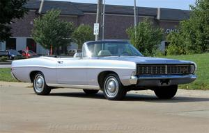 Ford Galaxie 500 Convertible 390V8