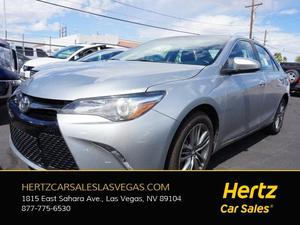 Toyota Camry SE For Sale In Las Vegas | Cars.com