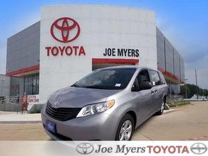 Toyota Sienna L For Sale In Houston | Cars.com
